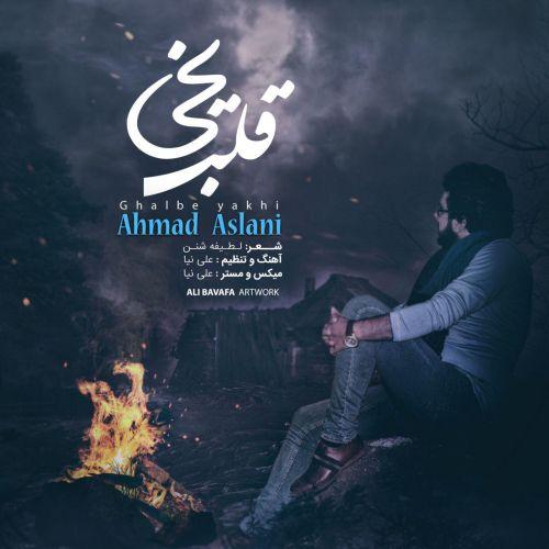 دانلود آهنگ احمد اصلانی به نام قلب یخی