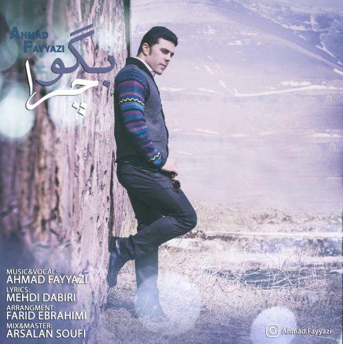 دانلود آهنگ احمد فیاضی بنام بگو چرا