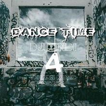دانلود ریمیکس Dj Dendi به نام Dance time Episode 4