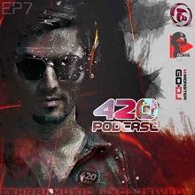 دانلود ریمیکس DJ MA6 به نام ۴۲۰ EP7