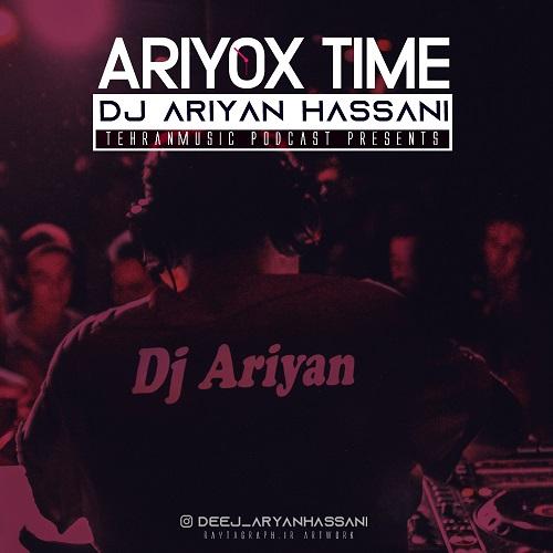 دانلود آهنگ پادکست دی جی آریان حسنی به نام Ariyox Time