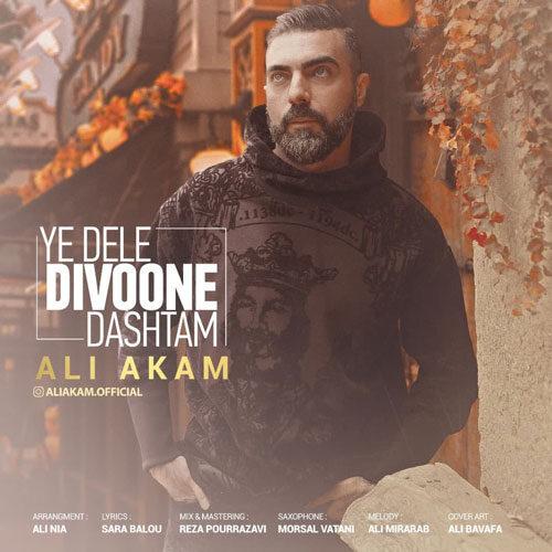 علی اکام - یه دلِ دیوونه داشتم