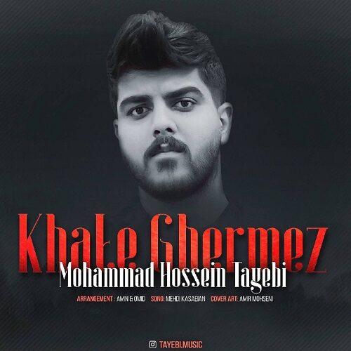 محمد حسین طیبی - خال قرمز
