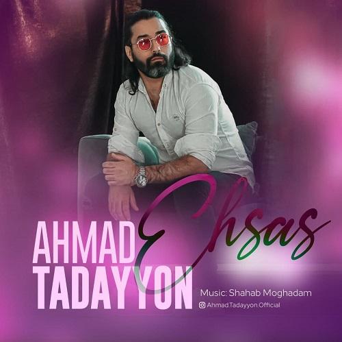 احمد تدین - احساس