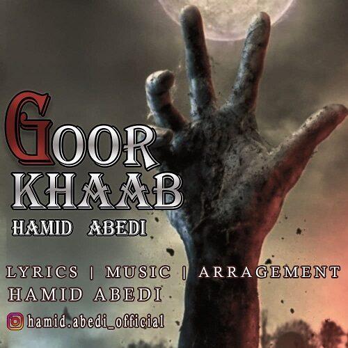حمید عابدی - گورخواب