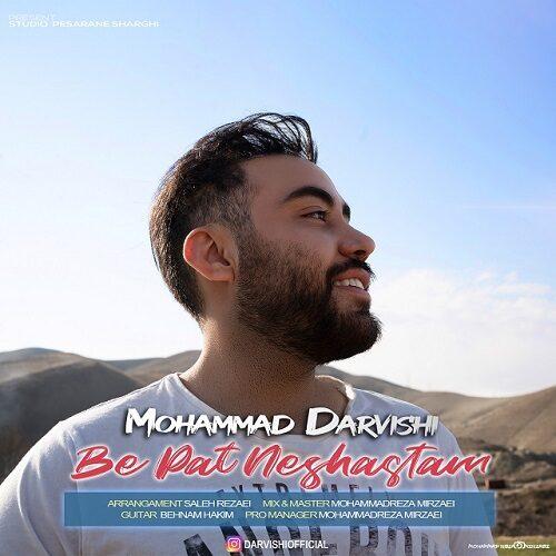 محمد درویشی - به پات نشستم
