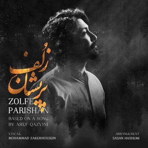 محمد ذاکرحسین - زلف پریشان