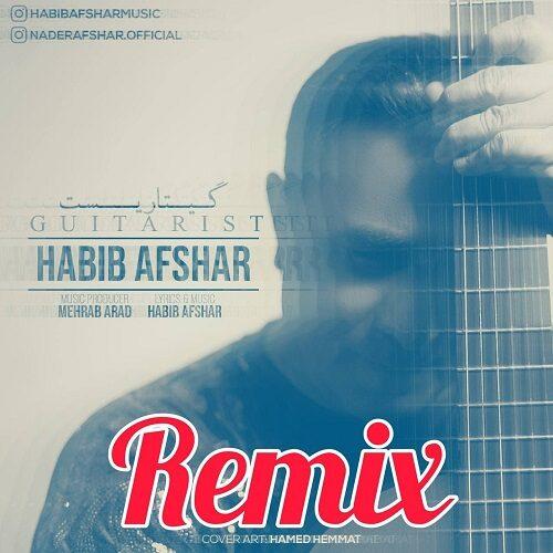 حبیب افشار - گیتاریست