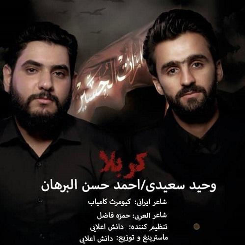 وحید سعیدی و احمد حسن البرهان - کربلا
