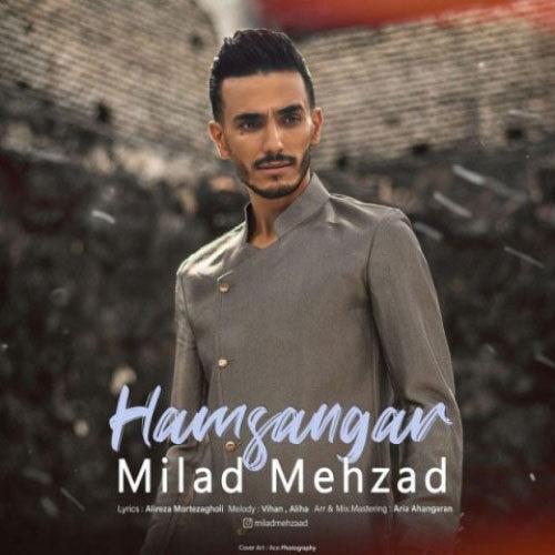 میلاد مهزاد - همسنگر